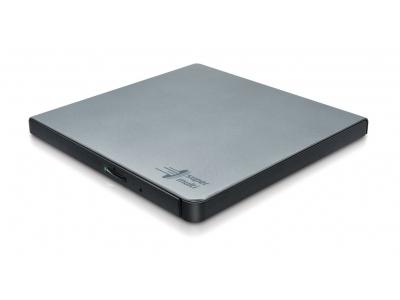 LG/HITACHI MAST. DVD ESTERNO GP57ES40 ULTRASLIM USB2.0 SILVER