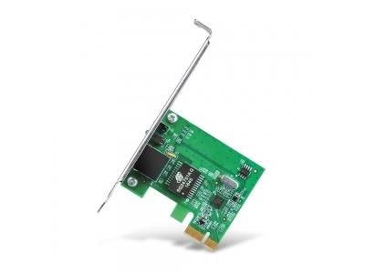 TPLINK SCHEDA DI RETE GIGABIT RJ45 PCIEX TG-3468
