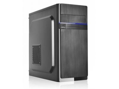 TECNO PC CASE ATX 500W BIG FAN 12CM USB2.0 NERO TC-938