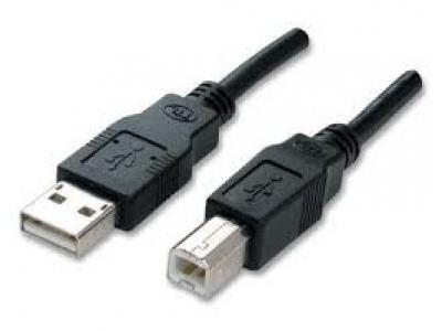 TECNO CAVO USB 2.0 A/B 1,8MT PER STAMPANTI E ALTRE PERIFERICHE