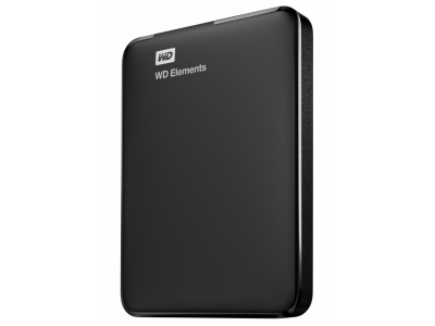 WD HDD EXT 2.5