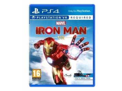 SONY PS4 GIOCO MARVEL'S IRON MAN VR IT