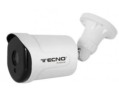TECNO TELECAMERA IP WIFI POE VARIFOCAL 2MPX 6LED TC-8020IR6-IP-POE